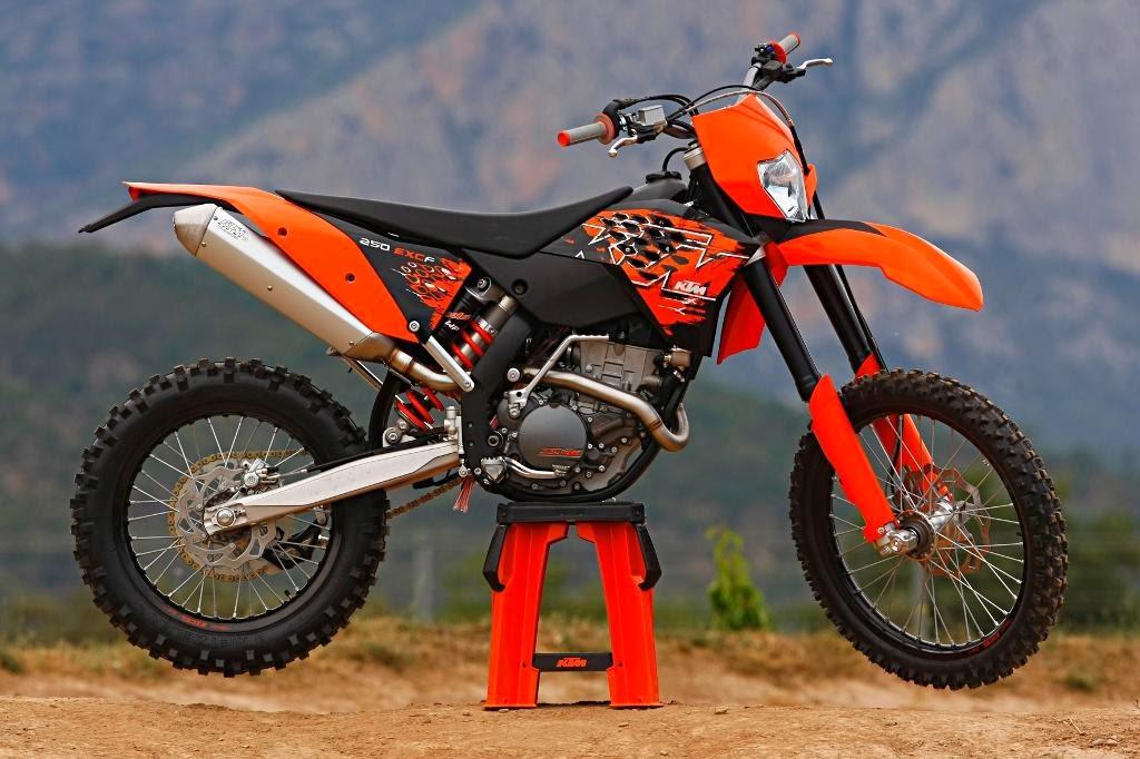 KTM 250F-SX Used Bikes