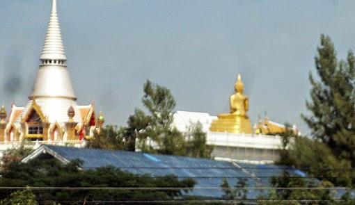 On the highway between Bangkok Airport and Pattaya