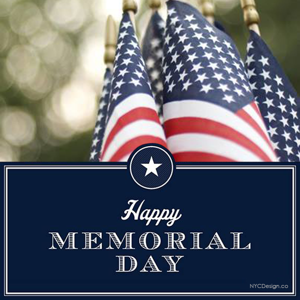 What date is memorial day 2015