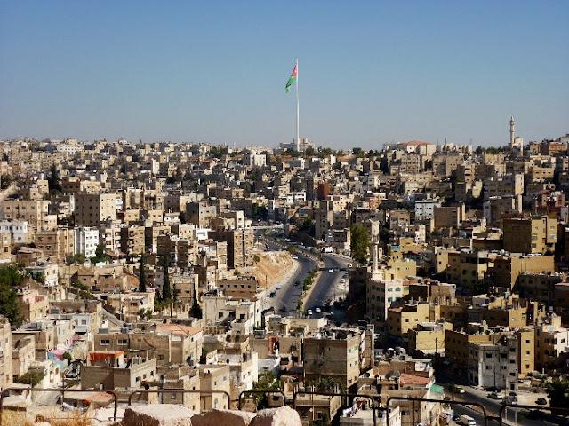 amman, giordania, jordan, la cittadella