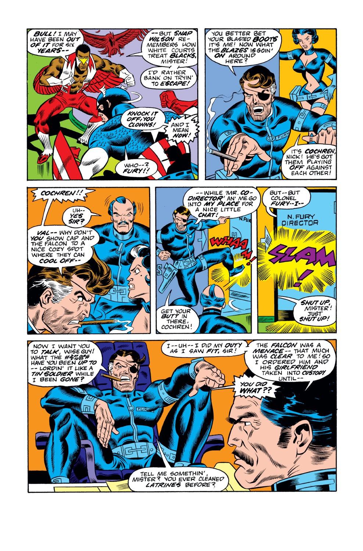 Captain America (1968) Issue #191 #105 - English 5