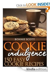 Free eBook Feature: Cookie Indulgence: 150 Easy Cookie Recipes