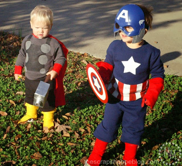 Life With 4 Boys 15 Amazing Diy Halloween Costume Tutorials For Boys