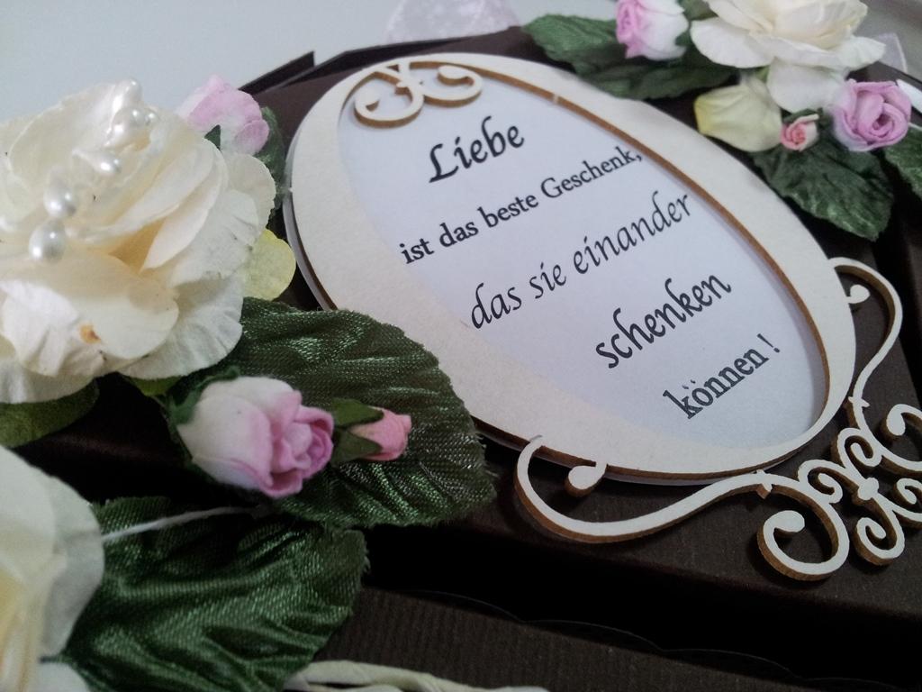 Открытки с днем свадьбы на немецком языке 26