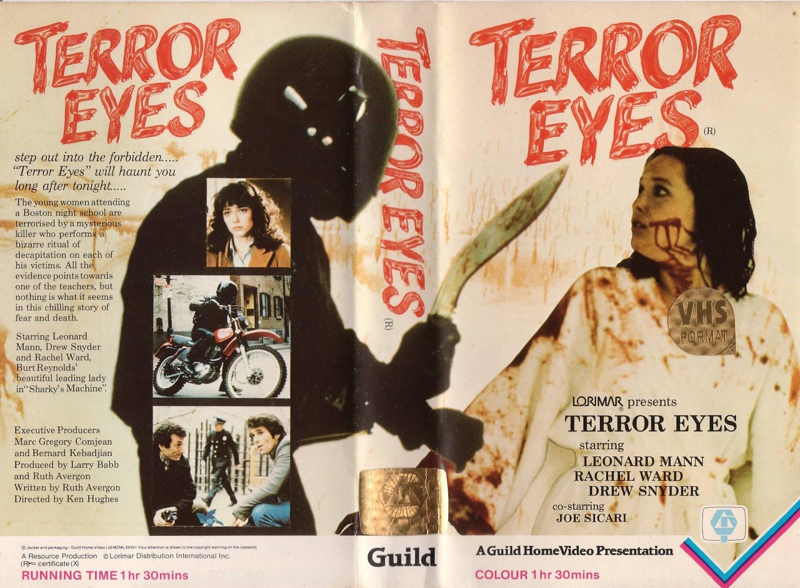 cult trailers night school 1981 aka terror eyes