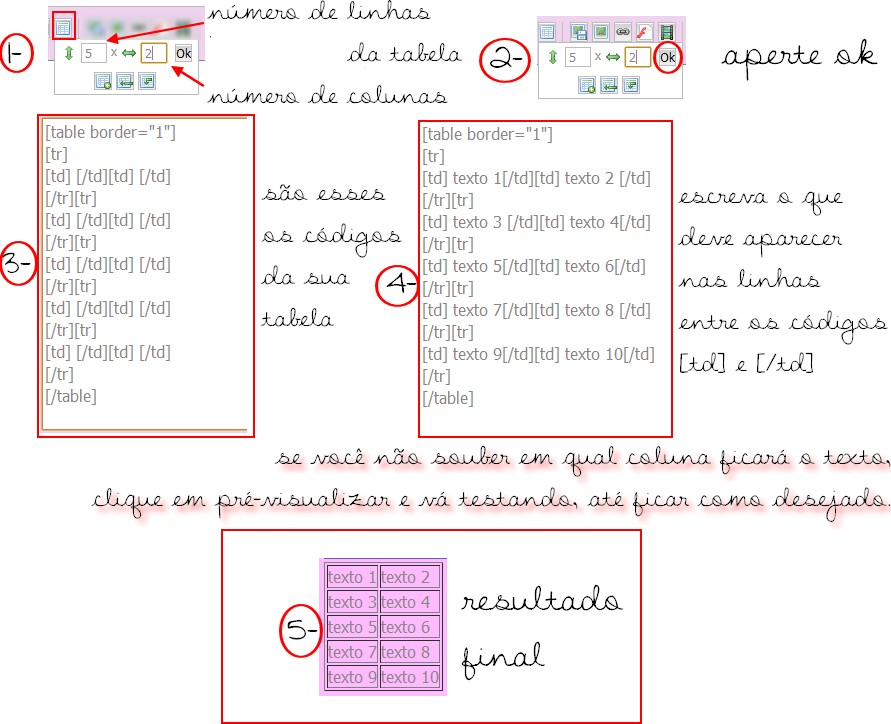 Formatando seu texto (BBCode) 6