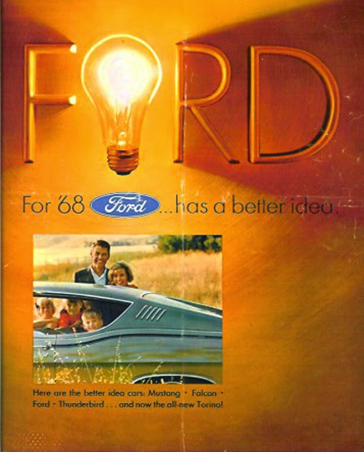 Ford Brochure from 1968