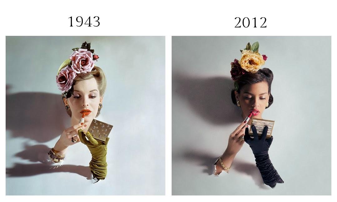 Moda Geçmişten Beslenir