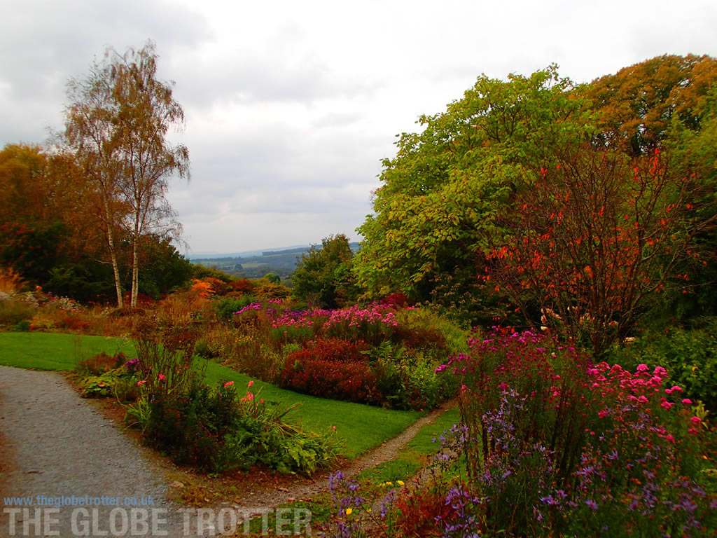 Autumn Colours at The Garden House in Yelverton Devon