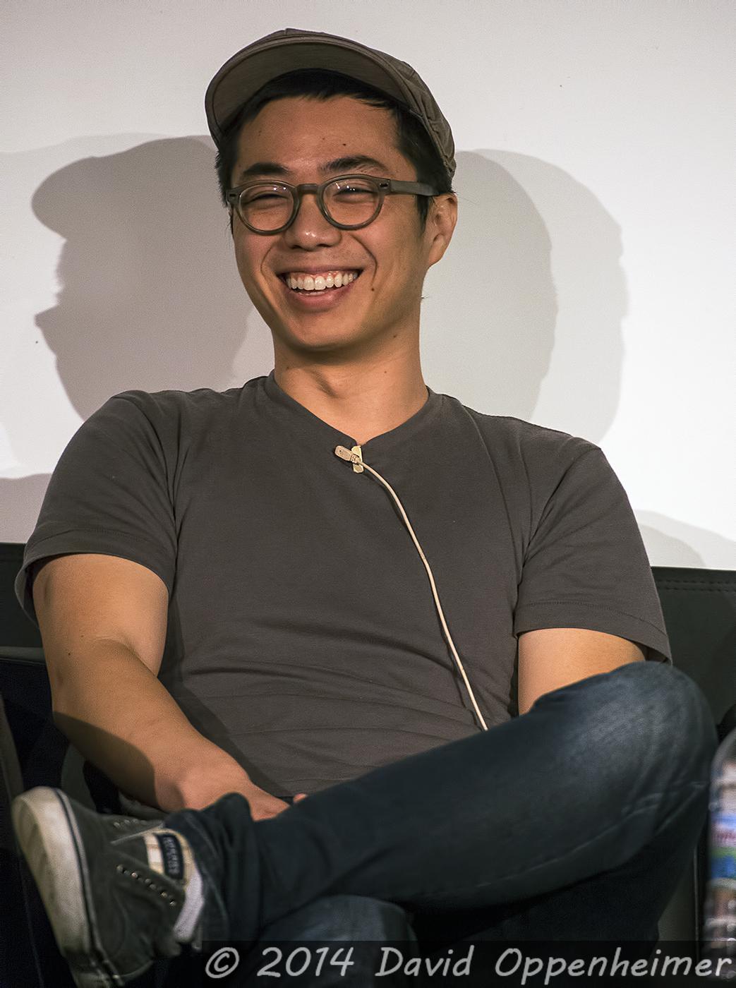 Google's Leon Hong