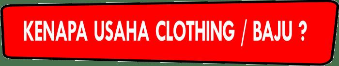 Peluang Usaha Clothing dari Rumah Penghasilan Jutaan Rupiah