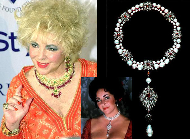 loveisspeed.......: Elizabeth Taylor's Jewelry to Auction ...