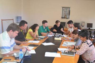 Equipe prepara Seminário Nacional Missão e Juventude
