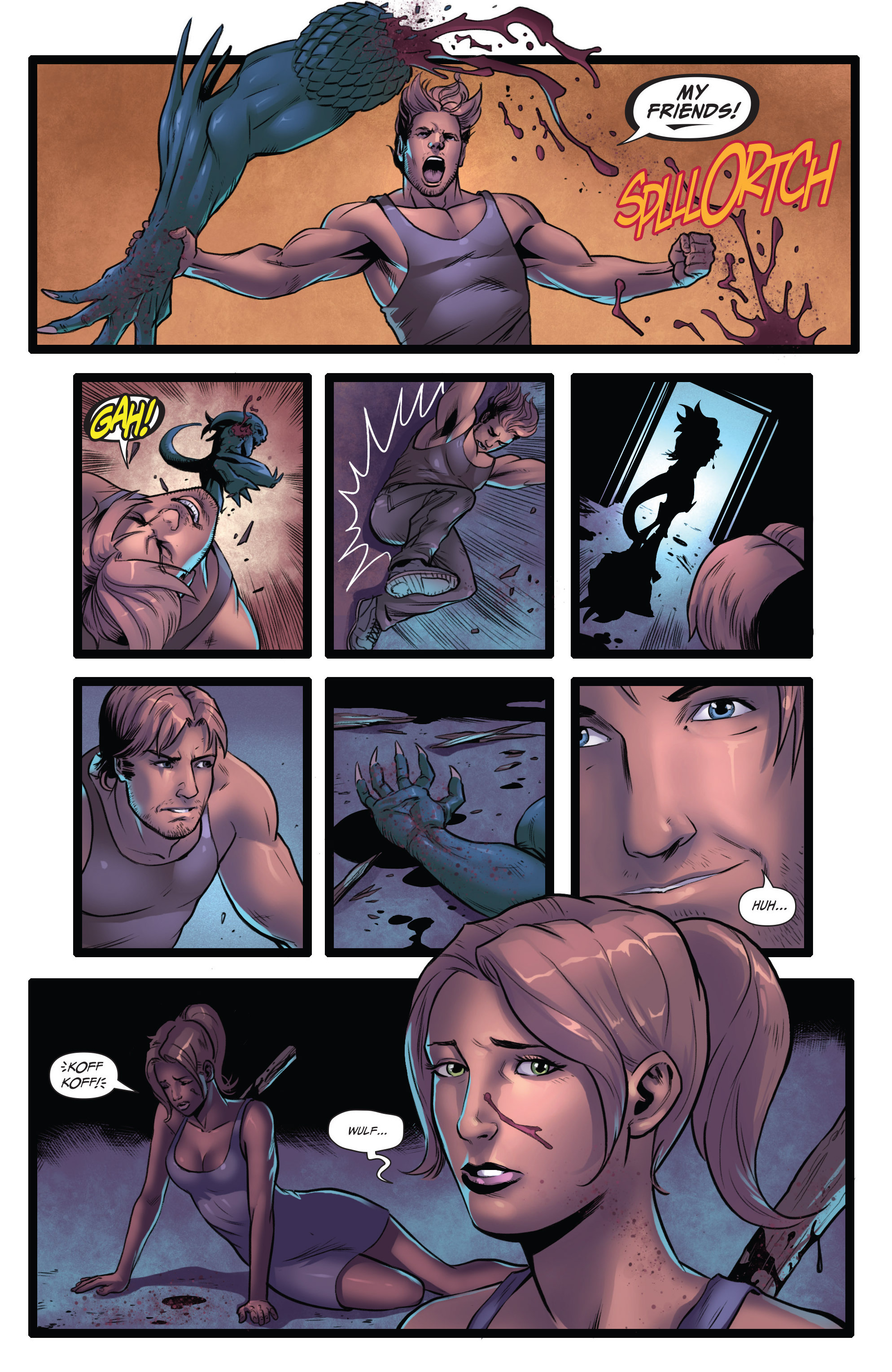 Grimm Fairy Tales (2005) Issue #109 #112 - English 21