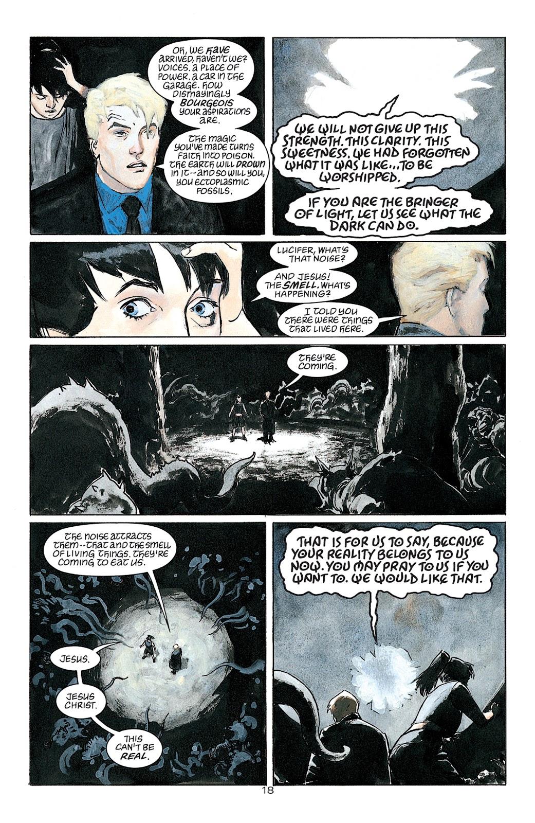 Sandman Presents: Lucifer Issue #3 #3 - English 19