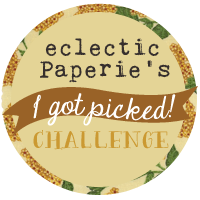 I Got Picked at Eclectic Paperie