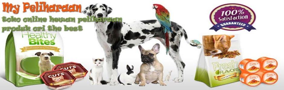 My Peliharaan Jual Makanan Vitamin Obat Kutu Kucing Anjing