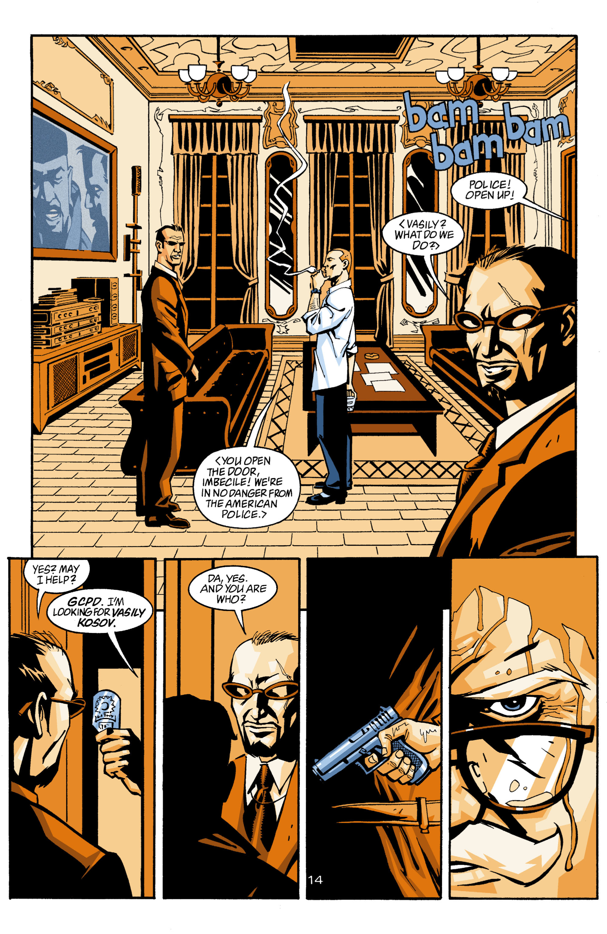 Detective Comics (1937) Issue #742 Page 15