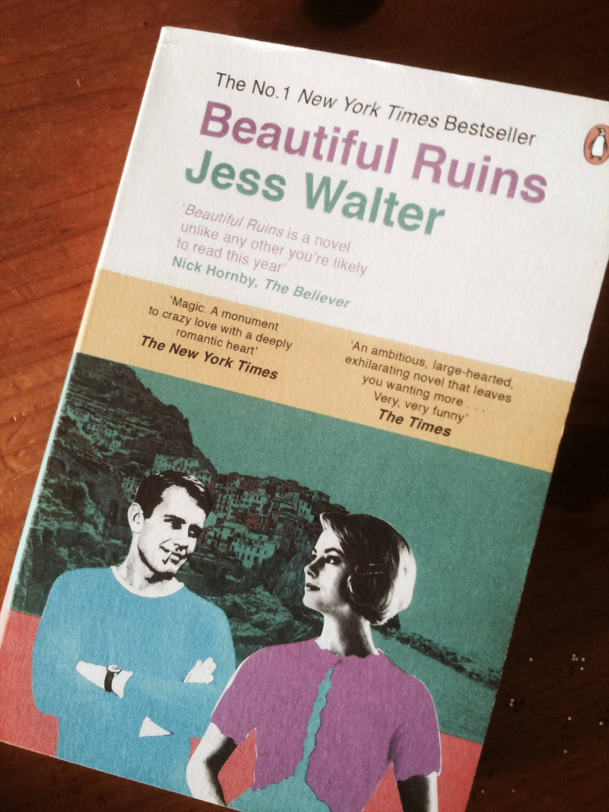 Beautiful Ruins book by Jess Walter