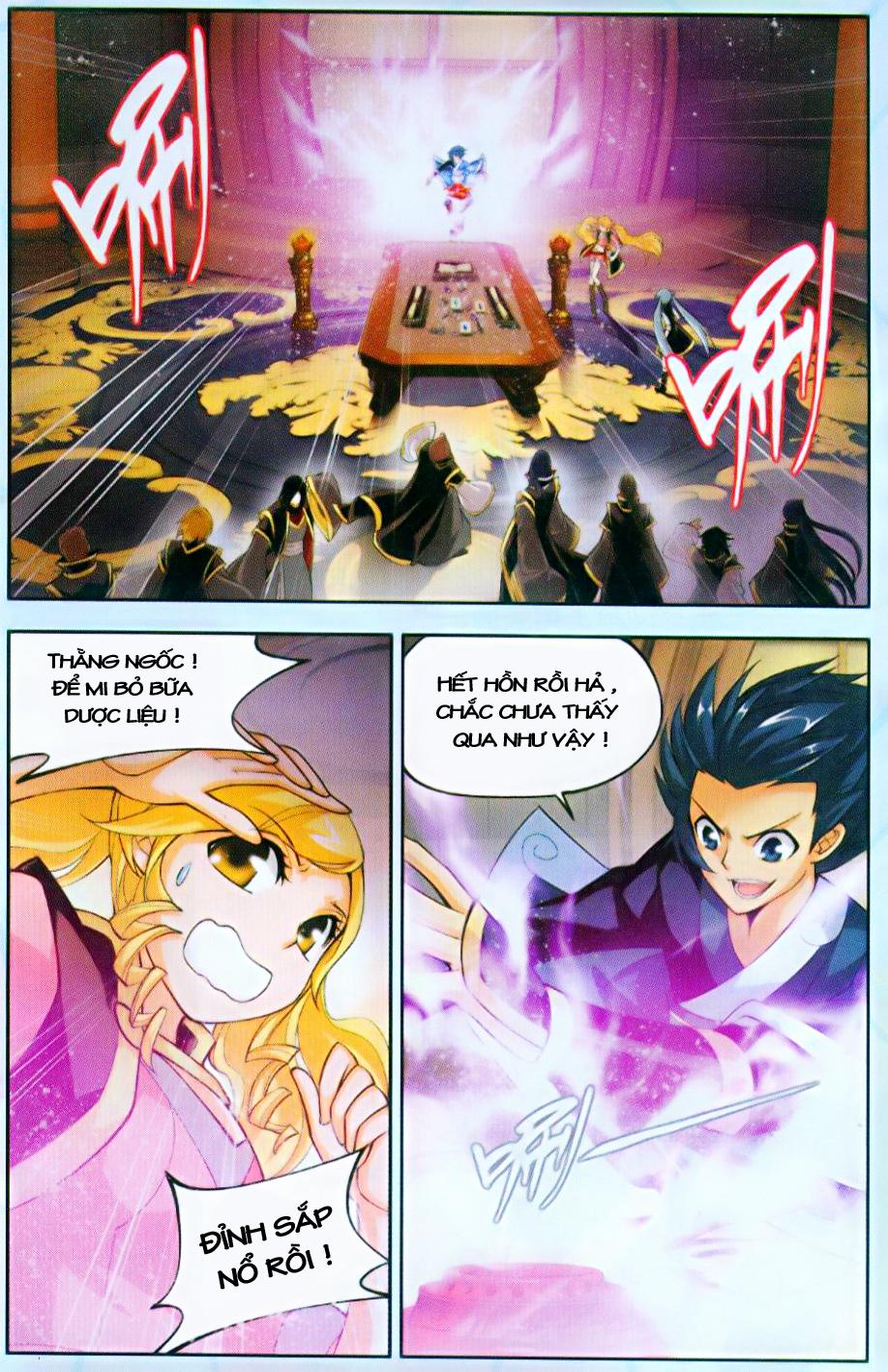 Đấu Phá Thương Khung chap 36 page 2 - IZTruyenTranh.com