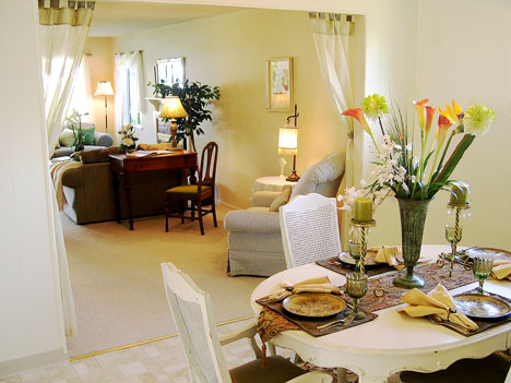 Living Room And Dining Feng Shui