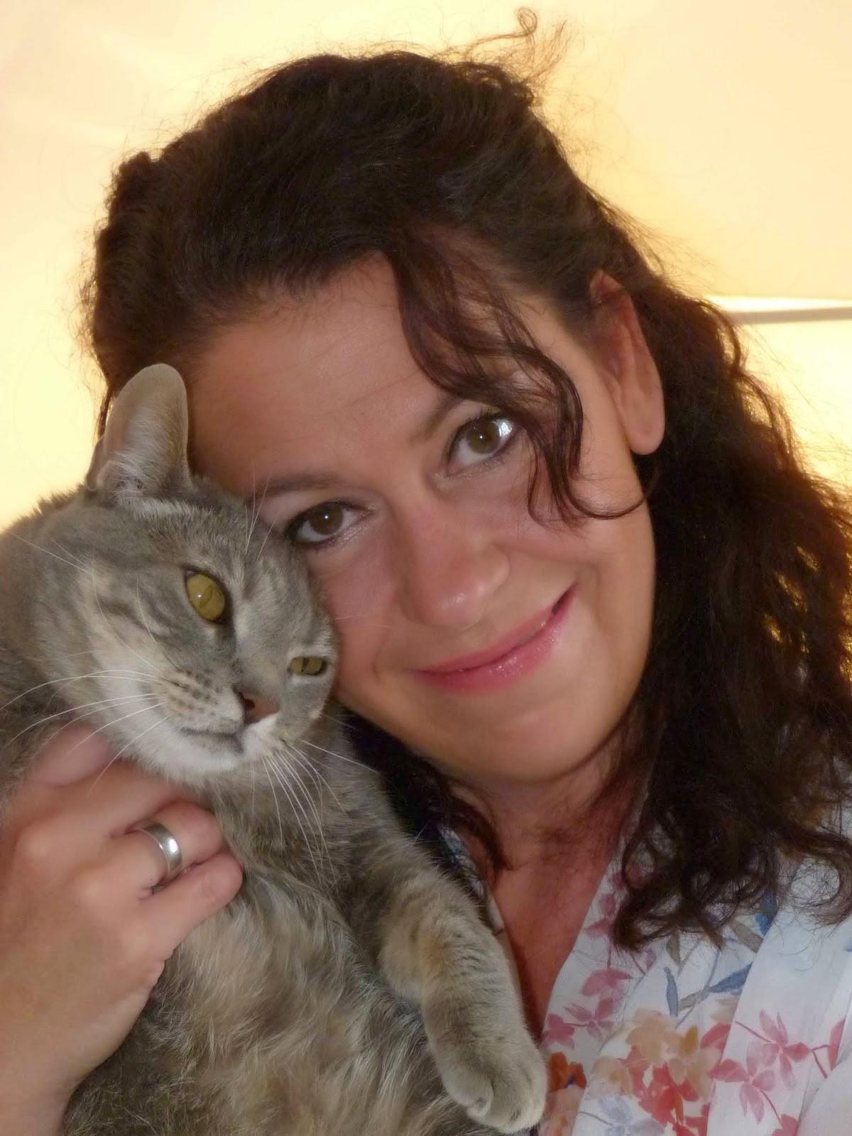 Kater Merlin und ich
