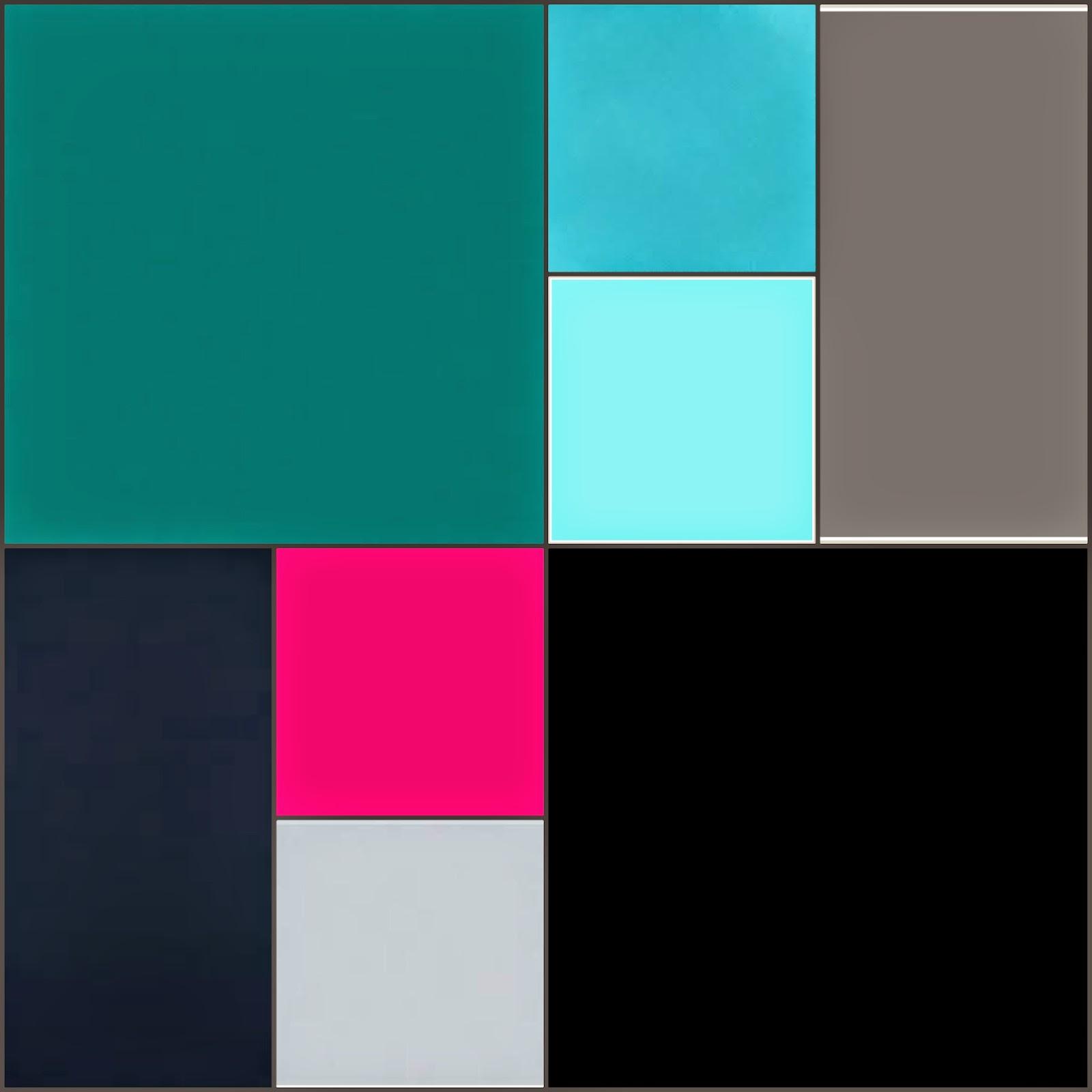 Nur nicht den Faden verlieren: MMM #3-15 und Capsule Wardrobe: Farben
