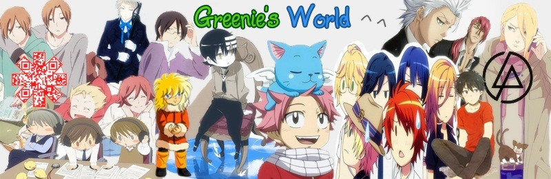 Greenie's World