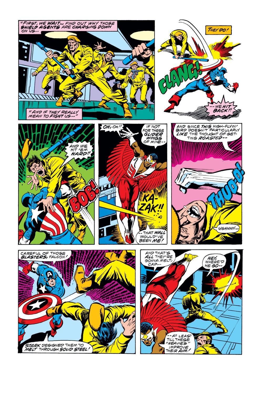 Captain America (1968) Issue #217 #131 - English 5