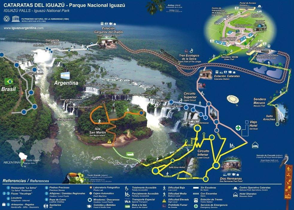 Que hacer las cataratas de Iguazu del lado argentino