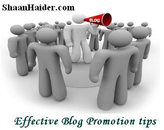 How To Promote Your Blog Effectively