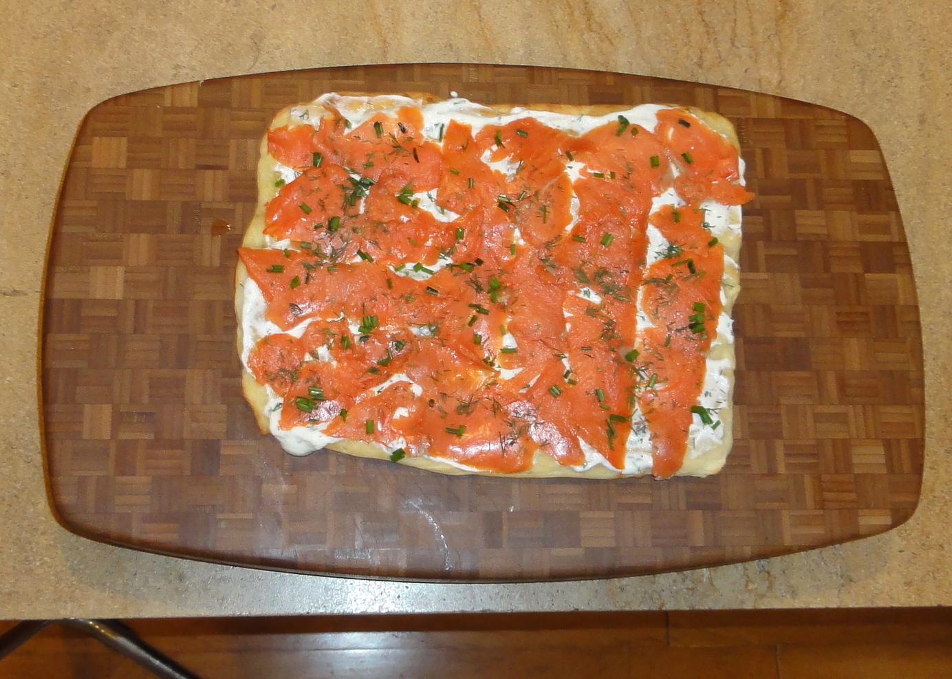 Smoked Herring And Yogurt Pizza Recipes — Dishmaps