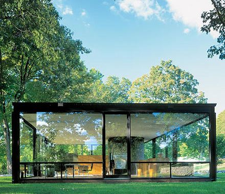 Architecture Glass House2