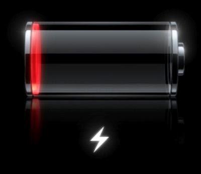 Baterai Lemah