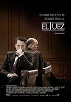 Poster de El Juez (2014)