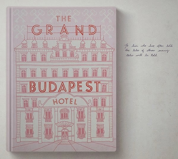 the passionate moviegoer anderson s the grand budapest hotel  more a visualist than a filmmaker wes anderson brings his limited cinematic perspective to new ambitious heights the grand budapest hotel a work