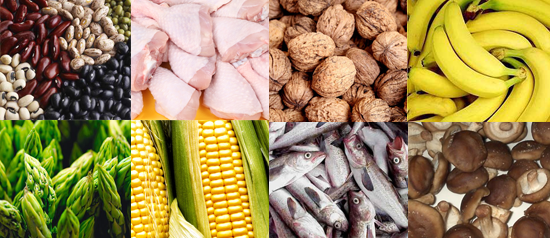 Alimentos ricos en vitamina B6
