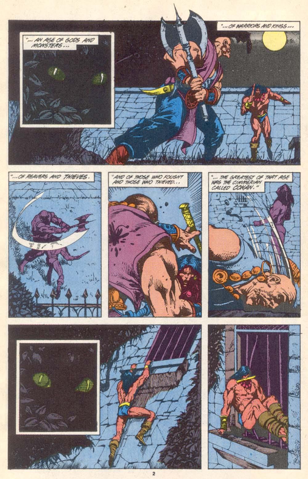 Conan the Barbarian (1970) Issue #226 #238 - English 3