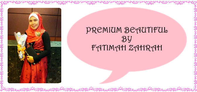 Premium Beautiful by Iza Rashid