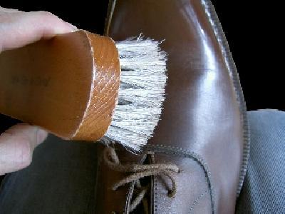 le r ve de vivre dans une ferme conseils d 39 entretien de vos bottes en cuir ou daim. Black Bedroom Furniture Sets. Home Design Ideas