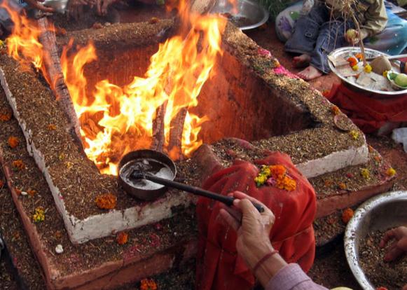 Bhavan ki Shanti ke liye Vishesh Yagya
