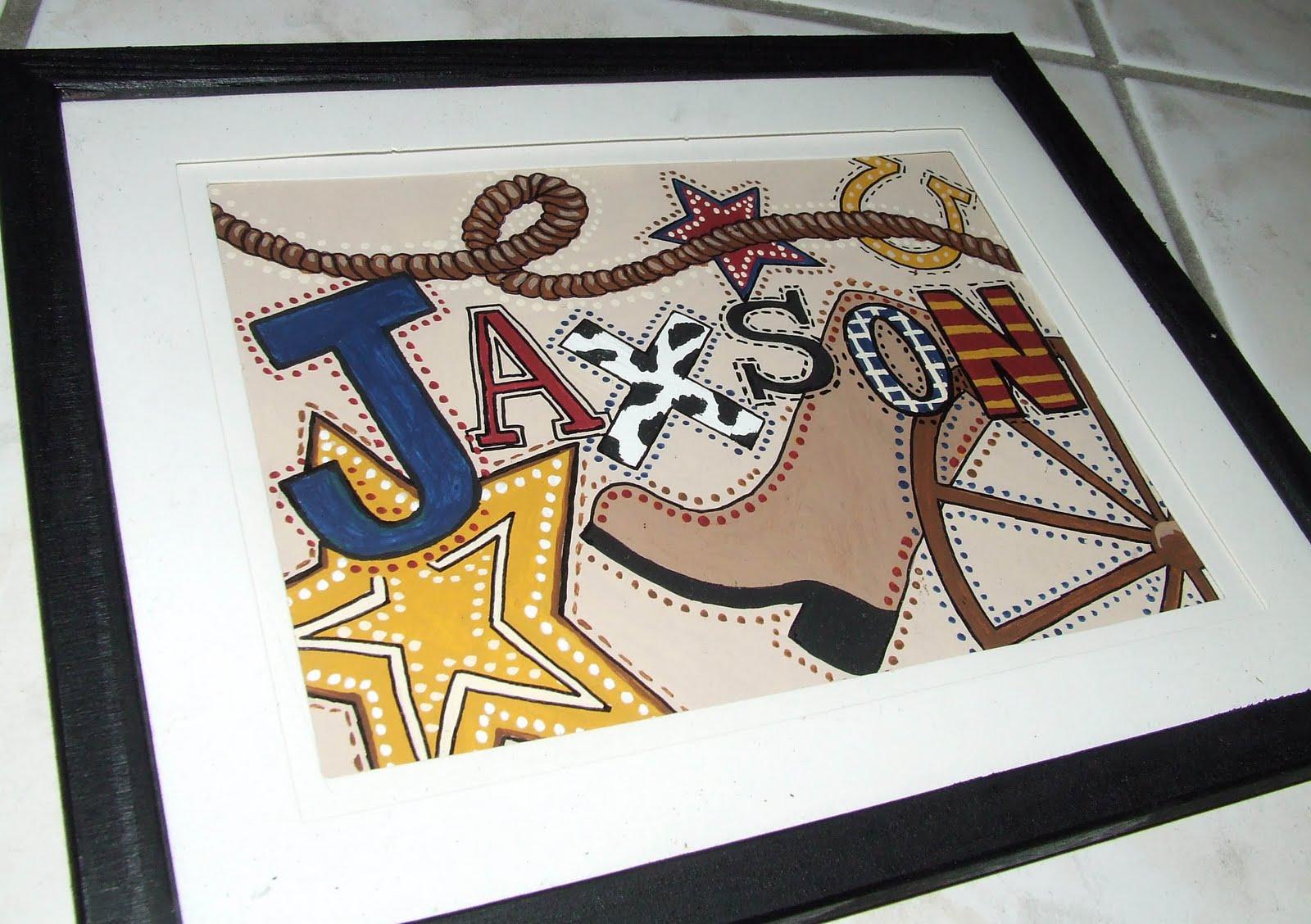 My inner need to create baby gift blanket nursery name art personalized hankerchief baby blanket negle Gallery