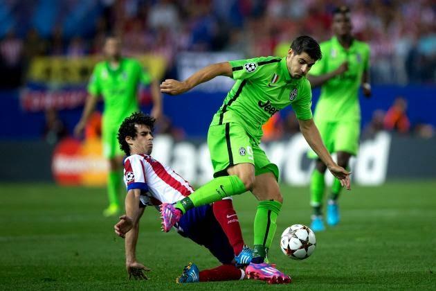 Watch Juventus vs Atletico Madrid live stream free