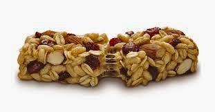 Barras de frutas para bajar de peso