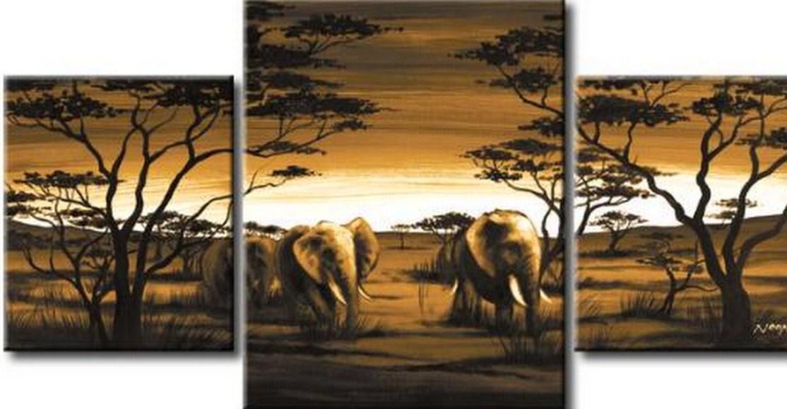 Pinturas cuadros lienzos paisaje decorativo - Lienzos decorativos ...