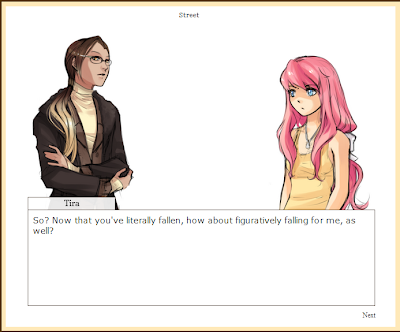 visual novel review a very splendid otome game (pphs)