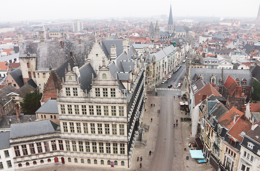 Weekends in Europe: Ghent