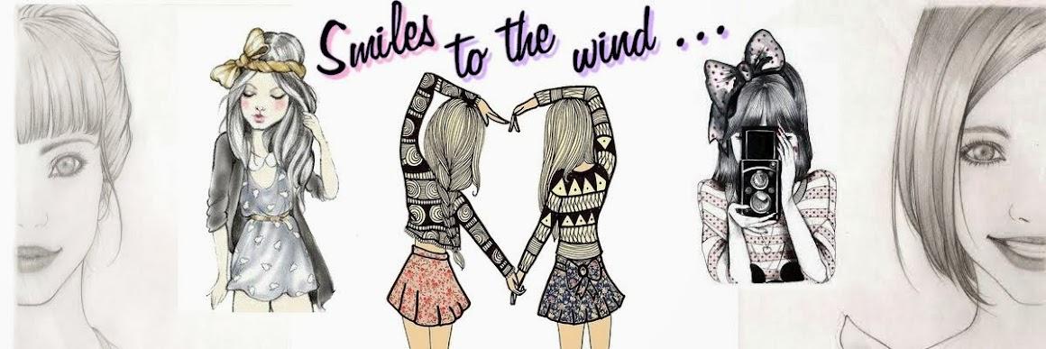 Sorrisos ao Vento...