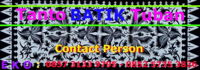 Tanto Batik Tuban