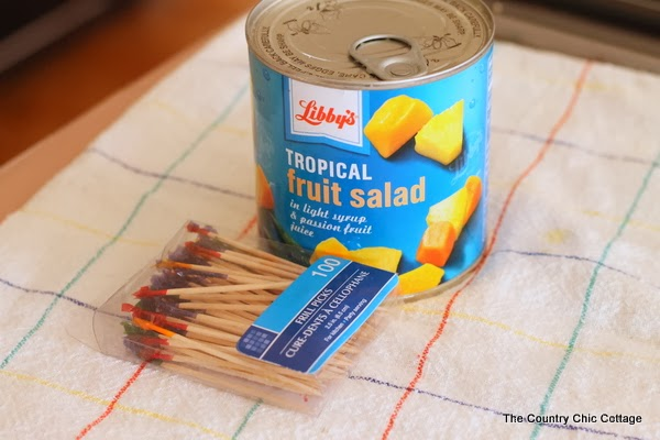 5 party recipes from the dollar store -- get all of your party food with one trip to the dollar store!